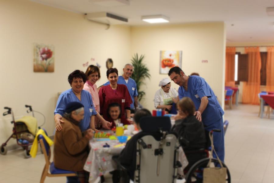 ADI2009 comunità integrata Barumini