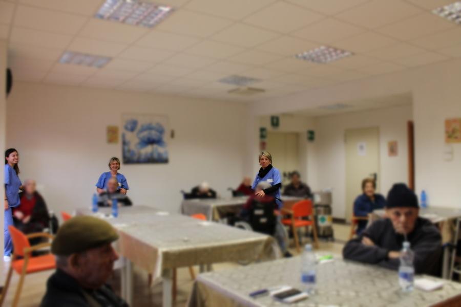 ADI2009 comunità integrata San Nicolo d'Arcidano