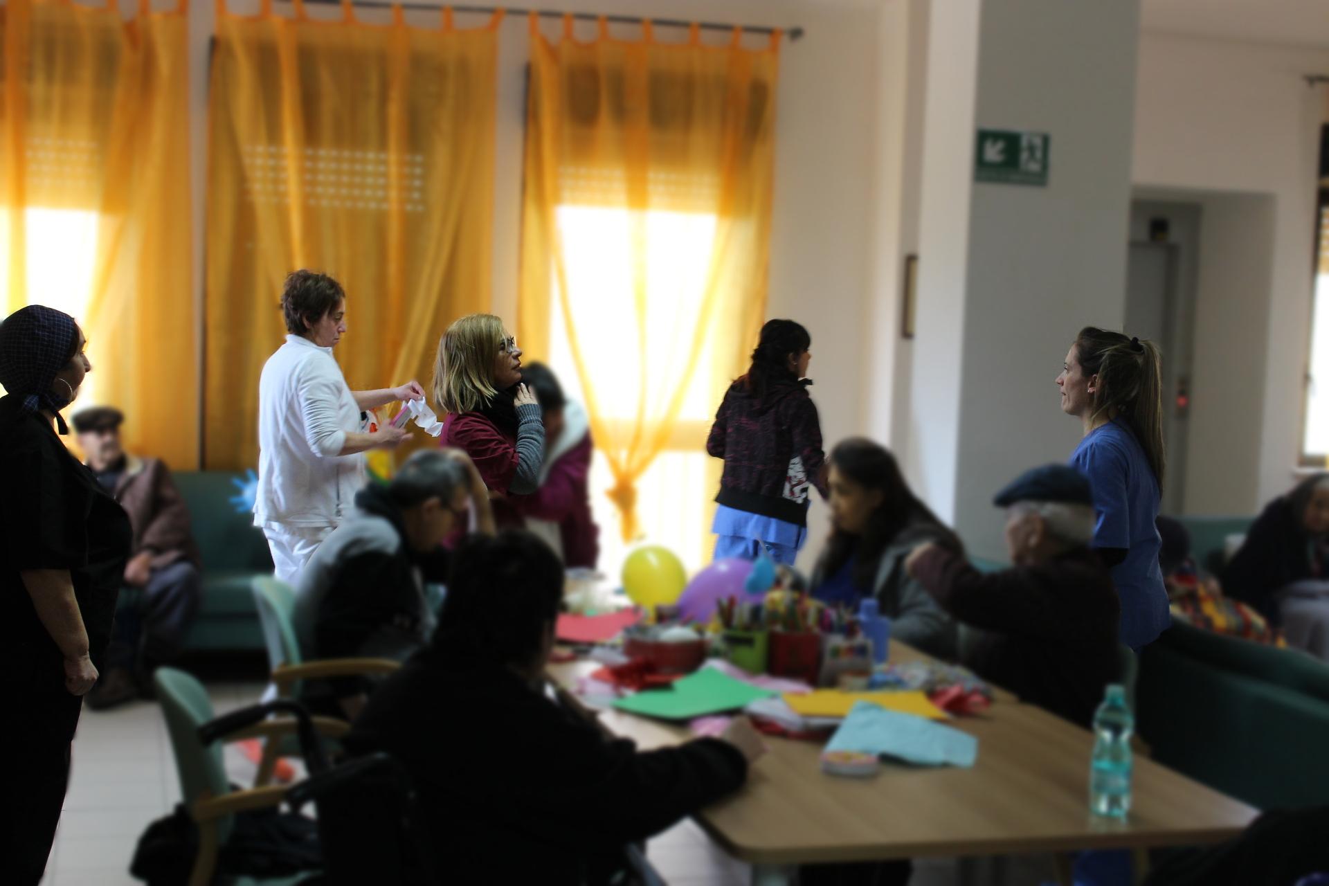 Cooperativa ADI2009 comunità integrate e assistenza domiciliare